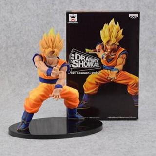 Mô Hình Son Goku Dramatic Showcase Vol.2 – Dragon Ball hàng Quảng Châu