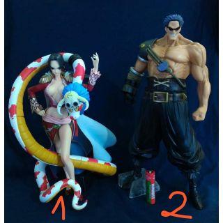 CHÍNH HÃNG Mô hình Boa Hancock & Zetto One Piece