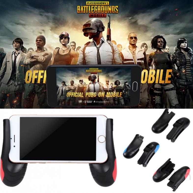 Bộ tay cầm điều khiển chơi game PUBG tiện dụng cho điện thoại - 14117973 , 2291531039 , 322_2291531039 , 21400 , Bo-tay-cam-dieu-khien-choi-game-PUBG-tien-dung-cho-dien-thoai-322_2291531039 , shopee.vn , Bộ tay cầm điều khiển chơi game PUBG tiện dụng cho điện thoại