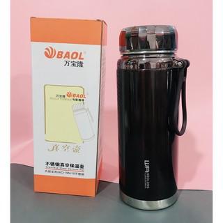 Bình giữ nhiệt BaoL kim cương giữ nóng lạnh WL7 inox 304 cao cấp
