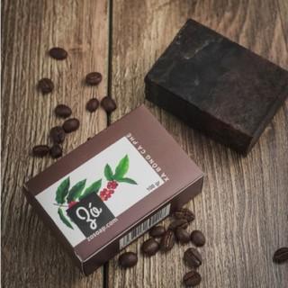 (Bán sỉ) Xà bông Cà phê hương Quế HTX Sinh Dược 100% từ nguyên liệu tự nhiên – NPP Tâm Dược Thảo