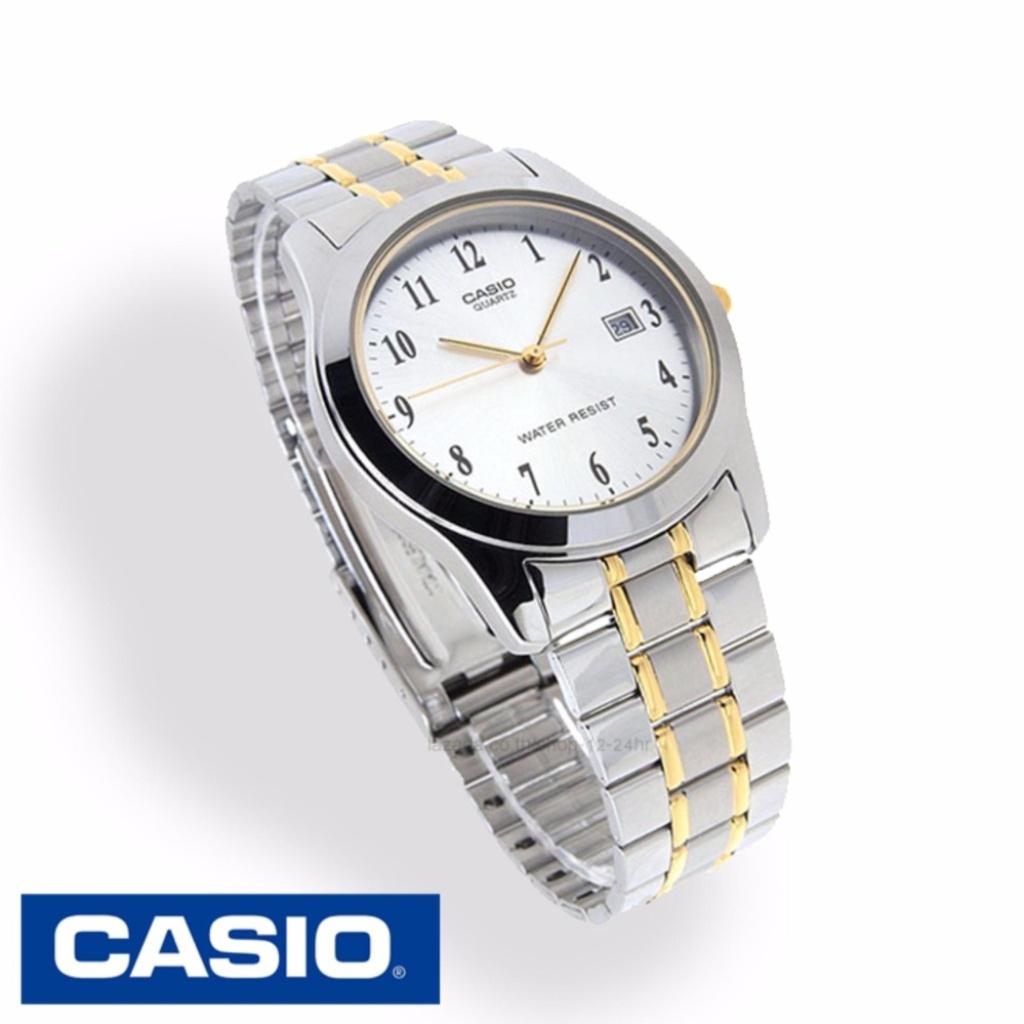 Casio นาฬิกาข้อมือ - รุ่น MTP-1141G-7B Silverasio นาฬิกาข้อมือ - รุ่น MTP-1141G-7B Silver