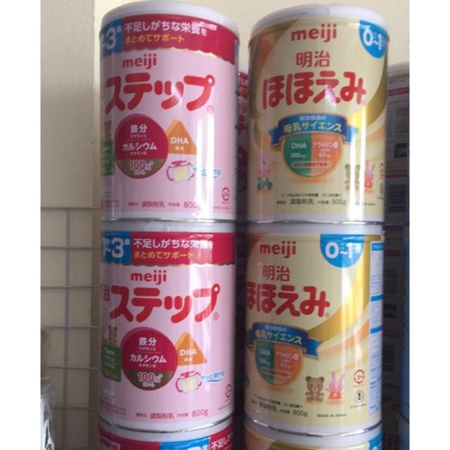 Sữa bột Meiji số 0-1 tuổi và 1-3 tuổi ( hàng xách tay) - 2650013 , 120708070 , 322_120708070 , 400000 , Sua-bot-Meiji-so-0-1-tuoi-va-1-3-tuoi-hang-xach-tay-322_120708070 , shopee.vn , Sữa bột Meiji số 0-1 tuổi và 1-3 tuổi ( hàng xách tay)