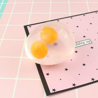 đồ chơi gudetama trứng bóp trút giận 2 lòng mã VII92 Bbán x0ng