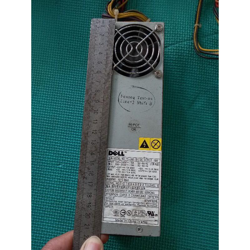Nguồn máy bộ Dell PS-5161-7D 160 Watt 100-240Volt ATX Power Supply for OptiPlex GX280, GX240, GX260, GX270. 589nhattao