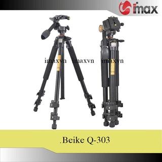 Chân máy ảnh Tripod Beike Q-303 + Remote cho máy ảnh thumbnail