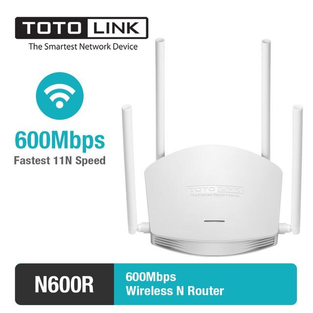 Bộ phát Wifi Totolink N600R 600Mbps