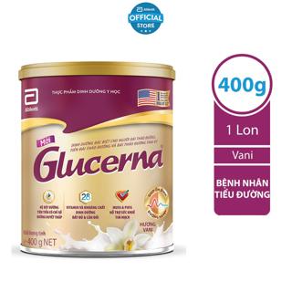 """Sữa bột dành cho người bị tiểu đường Glucerna Abbott 400g giá chỉ còn <strong class=""""price"""">31.900.000.000đ</strong>"""
