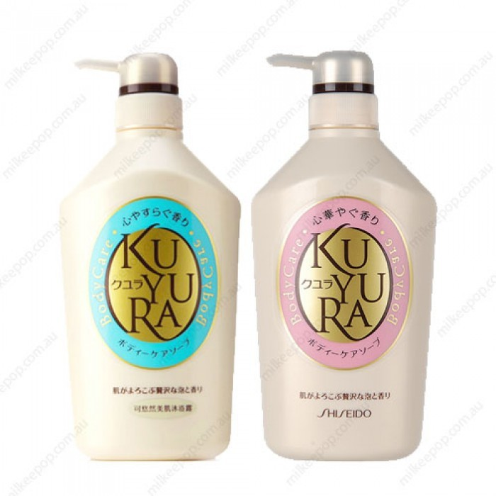 Sữa Tắm Shiseido Kuyura 550ml - 13600582 , 966924107 , 322_966924107 , 250000 , Sua-Tam-Shiseido-Kuyura-550ml-322_966924107 , shopee.vn , Sữa Tắm Shiseido Kuyura 550ml