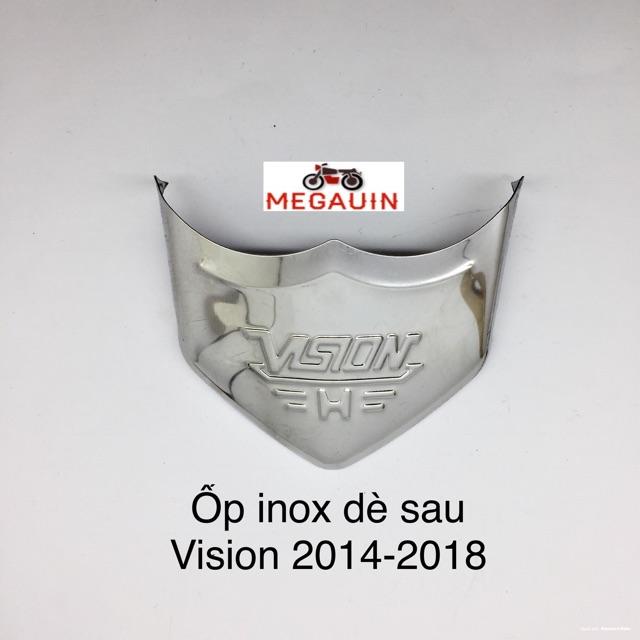 Bộ ốp trang trí inox Vision 2014 - 2020 (Giá bán lẻ hoặc cả bộ)