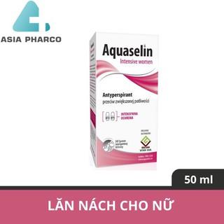 Aquaselin intensive women Lăn nách Nữ loại mạnh (mồ hôi nhiều) thumbnail