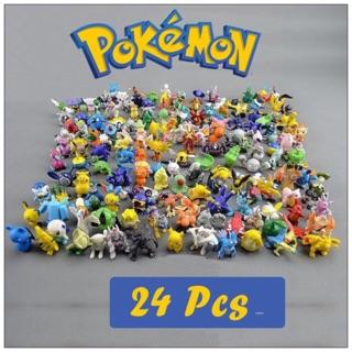 🌟🌟 Set Mô Hình nhân vật nhựa ngẫu nhiên Pokémon – Size Mini ( 2-3cm )🌟🌟