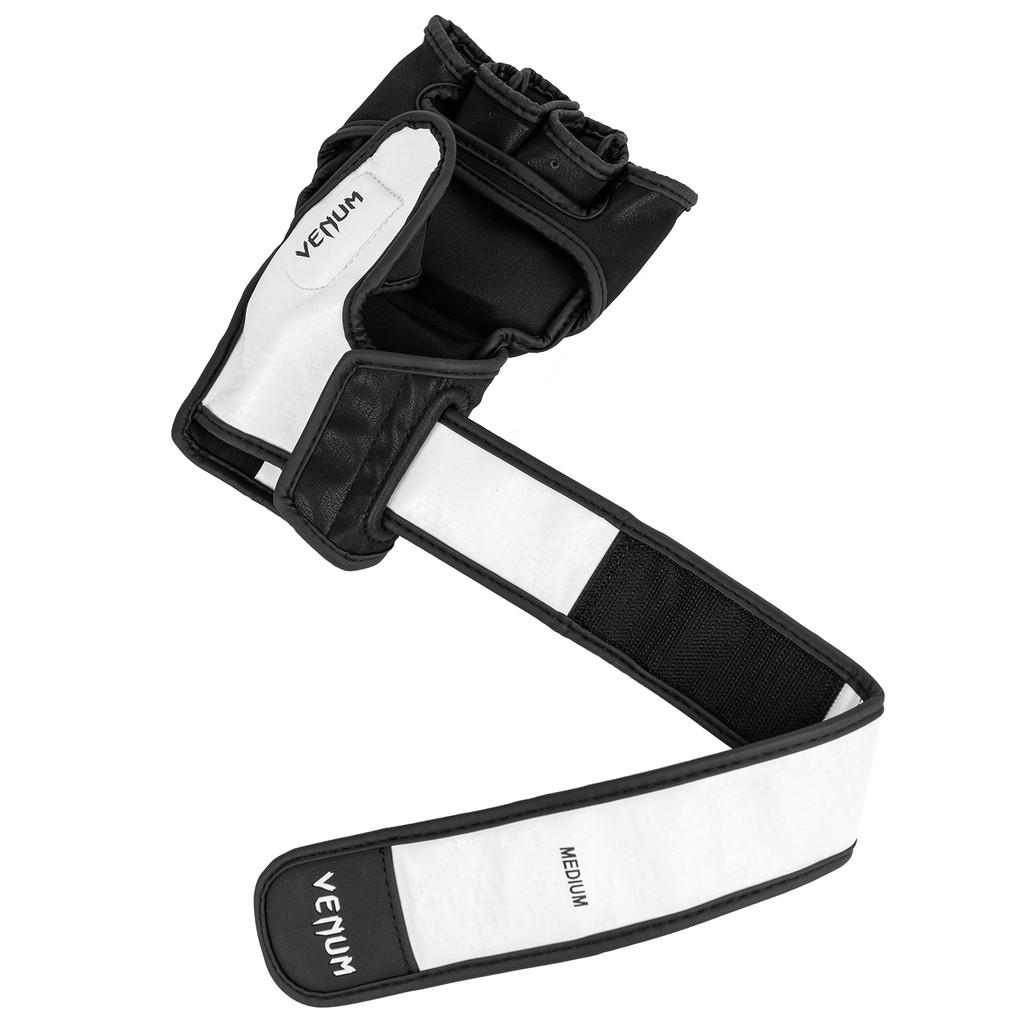Găng tay MMA Venum Legacy - Black/White