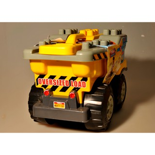 Xe tải mighty builder
