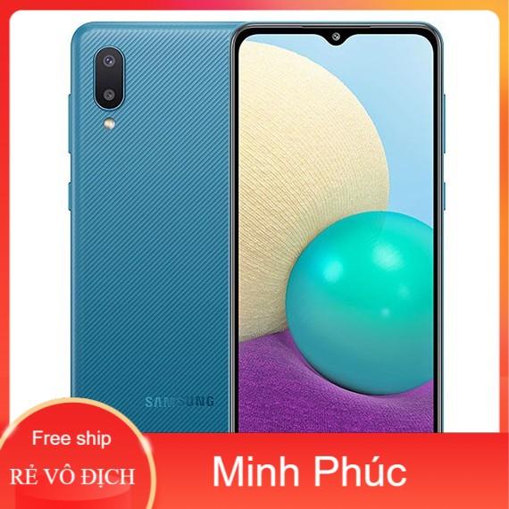 Điện thoại Samsung Galaxy A02 03GB/32GB Chính hãng Samsung Việt Nam, nguyên seal