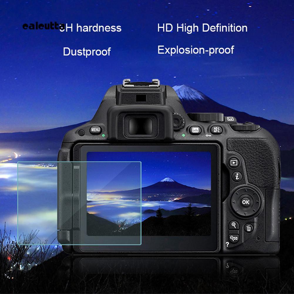 Kính cường lực bảo vệ màn hình máy ảnh Sony a6000 / a6300 / 6500