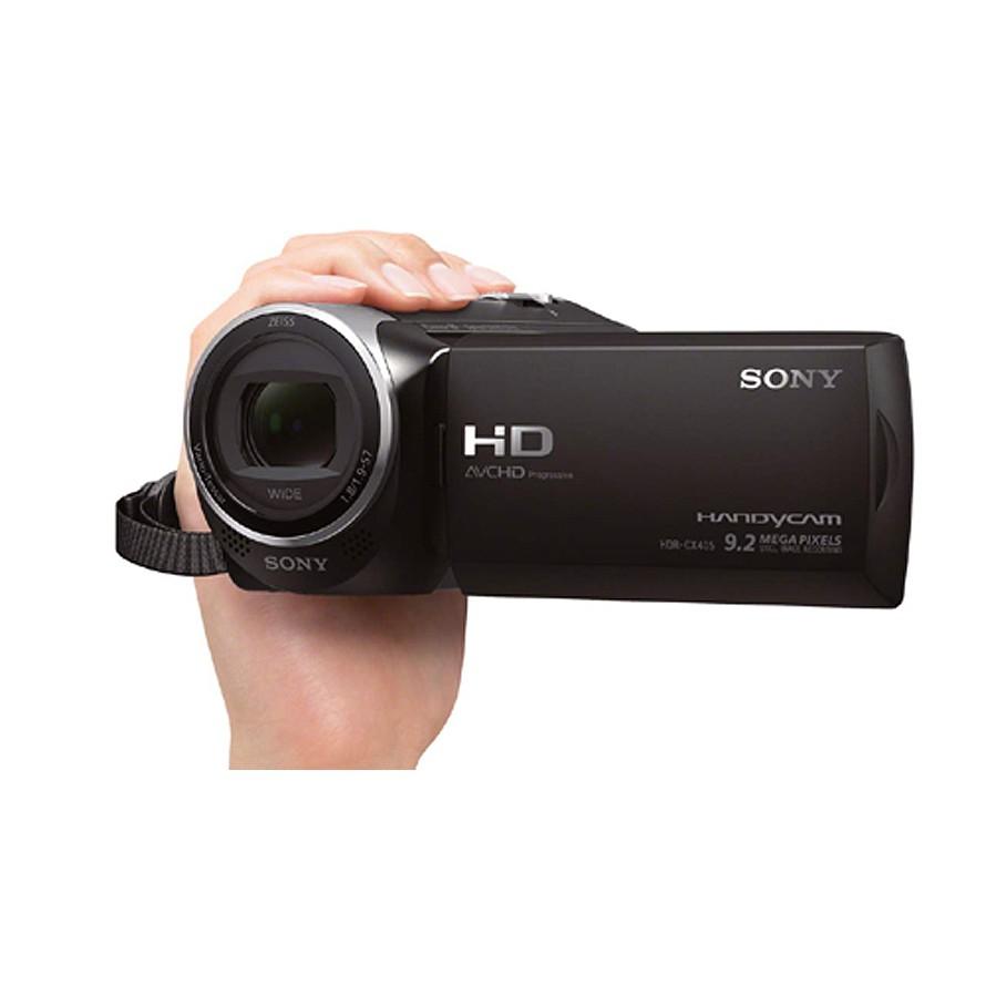 Máy quay phim Sony HDR-CX405 BH 2 năm Sony Việt Nam - 2850717 , 140299964 , 322_140299964 , 5550000 , May-quay-phim-Sony-HDR-CX405-BH-2-nam-Sony-Viet-Nam-322_140299964 , shopee.vn , Máy quay phim Sony HDR-CX405 BH 2 năm Sony Việt Nam