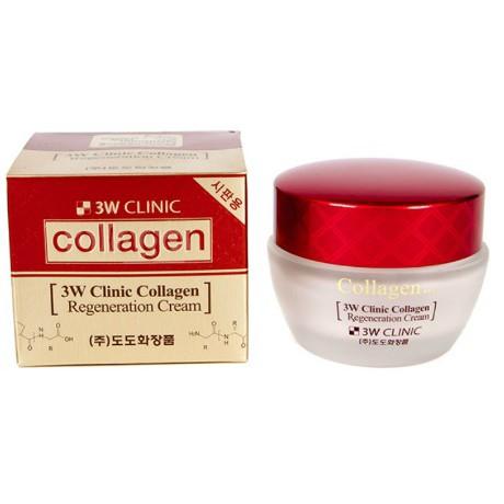 Kem dưỡng da 3W clinic collagen | Shopee Việt Nam