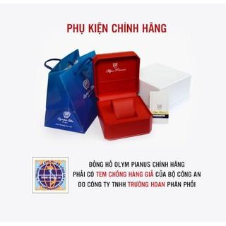 Đồng Hồ Nam/Nữ Olym Pianus OP89322 Máy Pin Chính Hãng