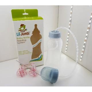 Bình Sữa Rảnh Tay Lil Jumbl Mỹ 300ml