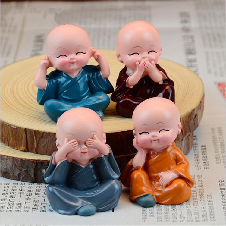 Bộ tượng chú tiểu tứ không trang trí xe hơi tiểu cảnh - 22972979 , 3513477891 , 322_3513477891 , 31000 , Bo-tuong-chu-tieu-tu-khong-trang-tri-xe-hoi-tieu-canh-322_3513477891 , shopee.vn , Bộ tượng chú tiểu tứ không trang trí xe hơi tiểu cảnh