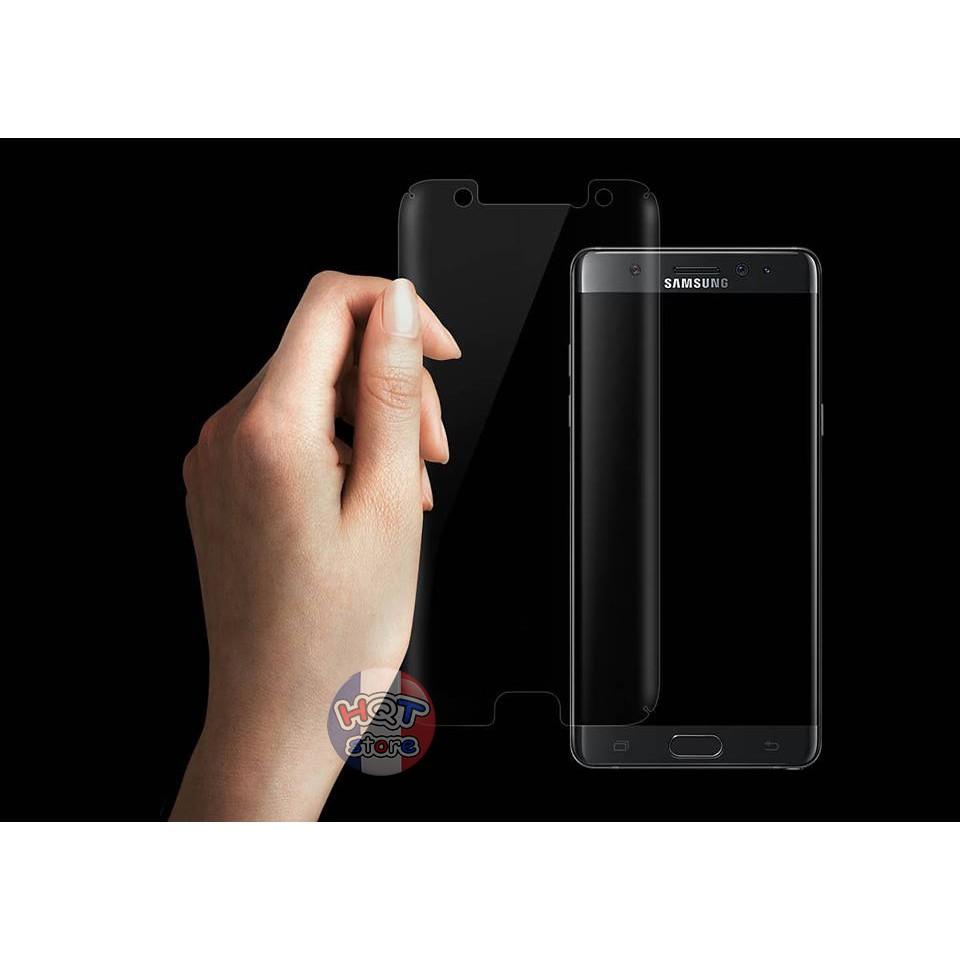 Miếng dán dẻo full màn hình chính hãng Samsung cho Note FE / Note 7