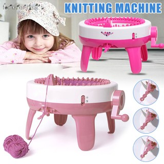 ♬♪♬ 40 Needles Large Size Knitting Loom DIY Scarf Hat Hand Weaving Machine Toys for Kid Adult