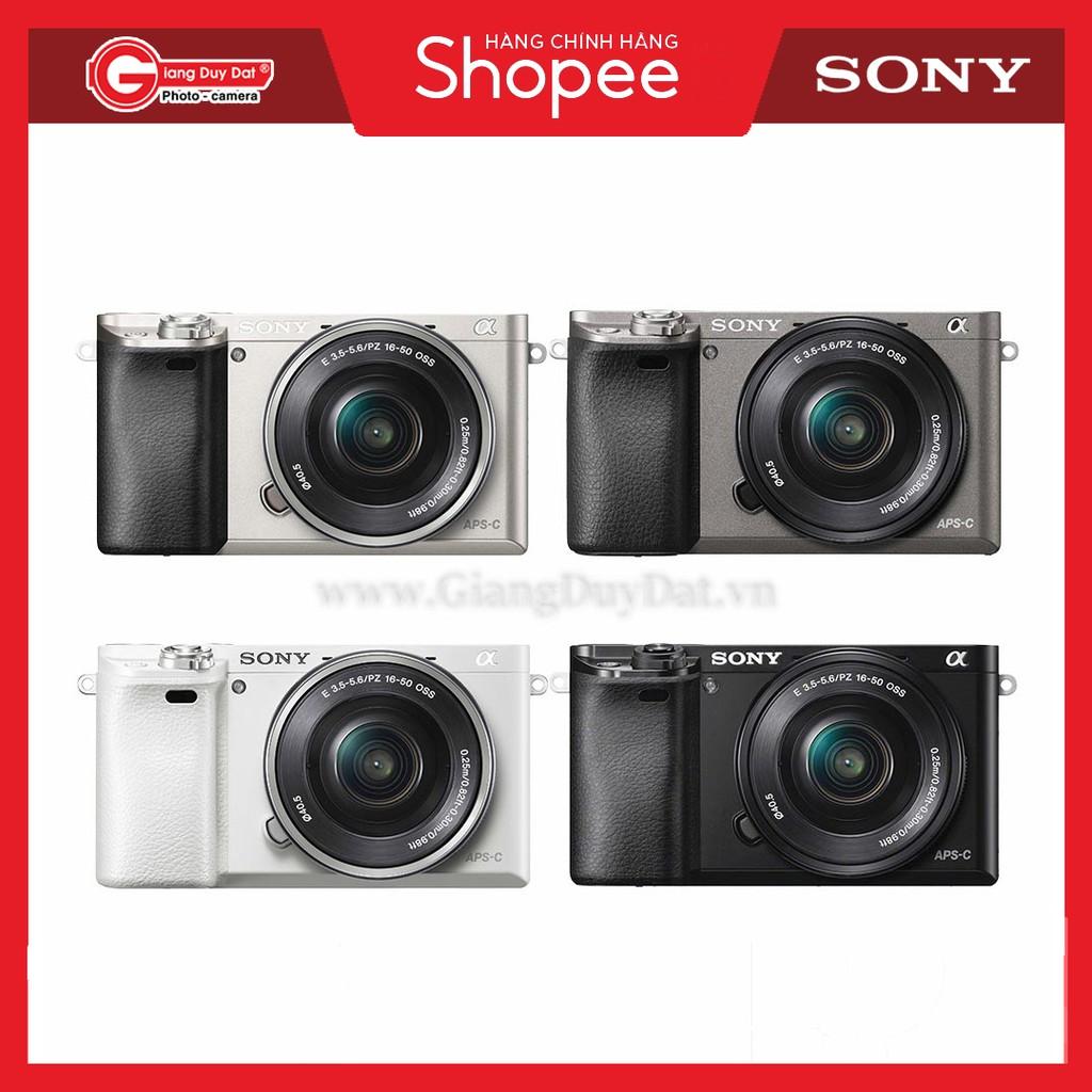 Máy Ảnh Sony Alpha A6000 Kèm Ống Kính Kit 16-50mm F/3.5-5.6 OSS - Chính Hãng Sony Việt Nam