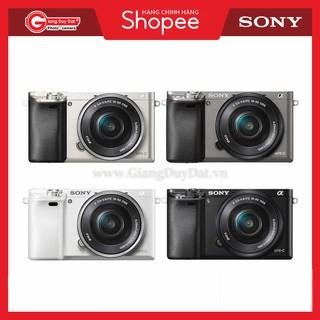 Máy Ảnh Sony Alpha A6000 Kèm Ống Kính 16-50mm PZ - Chính Hãng Sony Việt Nam