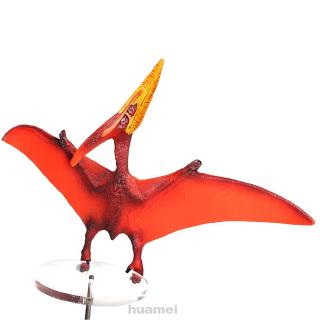 Hand Painted Pterodacty Ornaments Simulation Home Large Size Jurassic Pteranodon Gift Dinosaur Model