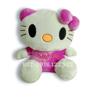 Gấu Bông Mèo Hello Kitty Giá Siêu Rẻ Sài Gòn