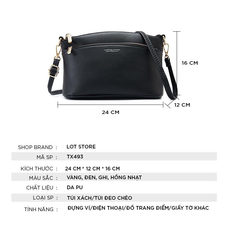 Túi xách nữ giá rẻ công sở thời trang cao cấp đẹp TX493