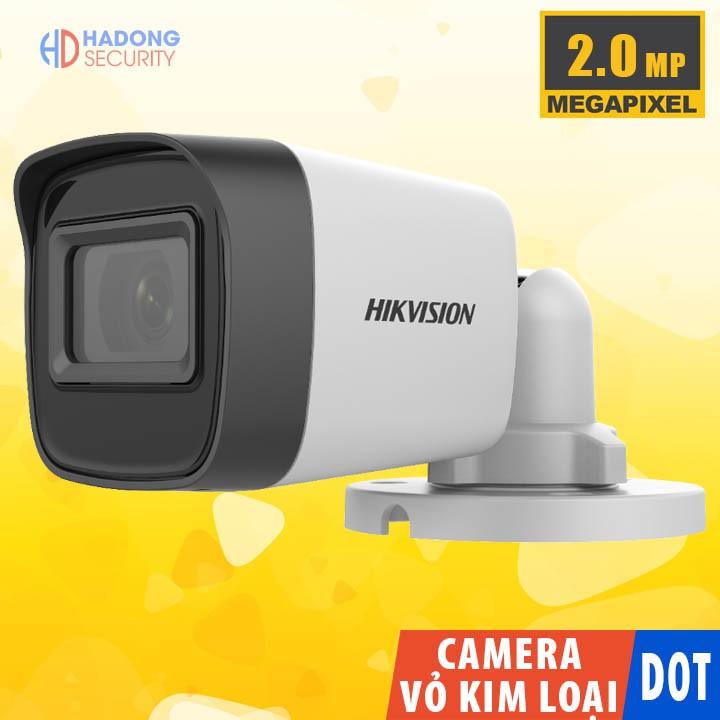 Camera Hikvision DS-2CE16D0T-ITF 2MP 4 chế độ Hồng ngoại 30m