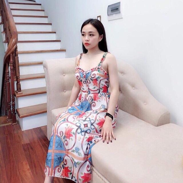 Váy maxi sang chảnh hàng shop - 2648786 , 1238612698 , 322_1238612698 , 310000 , Vay-maxi-sang-chanh-hang-shop-322_1238612698 , shopee.vn , Váy maxi sang chảnh hàng shop