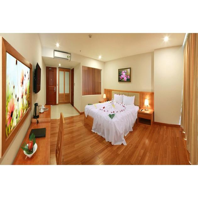 Hà Nội [Voucher] - Khách sạn Merryland Đà Nẵng Executive Double có cửa sổ