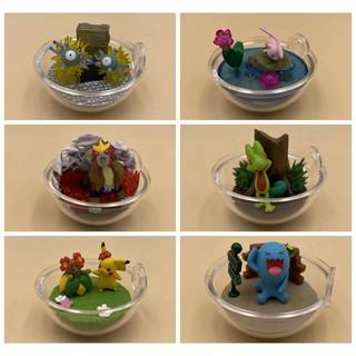 Mô Hình Nhà Búp Bê Pokemon Và Pikachu Bằng Gỗ Xinh Xắn