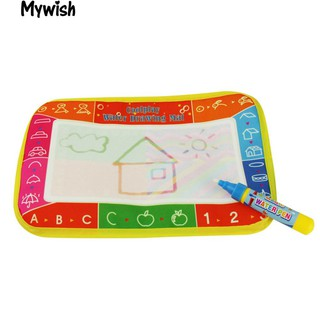👶🏼Baby Kids Water Drawing Painting Writing Mat Board Magic Pen Doodle Toy Gift