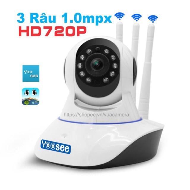 Camera Wifi YooSee - 3 Anten Siêu Nét