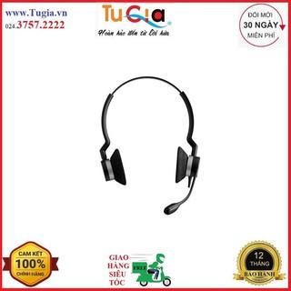 Tai nghe Jabra BIZ 2300 QD Duo Headset-Hàng chính hãng