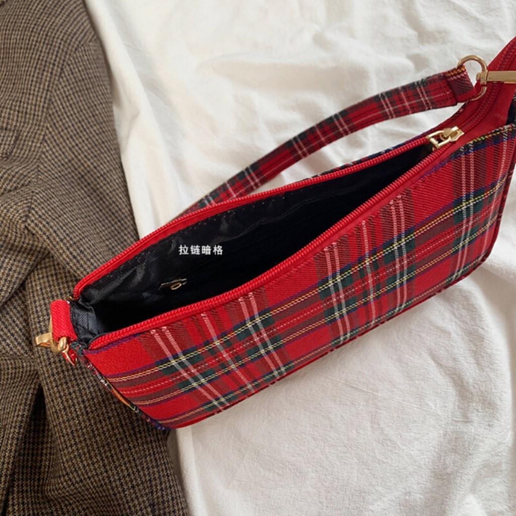 (HOT) Túi Kẹp Nách Nữ Vintage Hottrend KR 180- 5 Màu Lựa chọn, Chất liệu cao cấp, Có 2 Dây- KARA 180