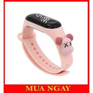 Đồng hồ trẻ em nam nữ nhân vật hoạt hình dễ thương DH109