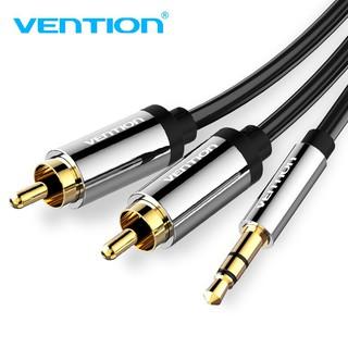 [Mã ELFLASH5 giảm 20K đơn 50K] Audio - Cáp chuyển đổi Audio 3.5mm ra 2 RCA - Vention BCFB