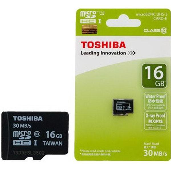 Thẻ nhớ Micro SD 16G TOSHIBA