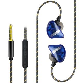 Tai Nghe Nhét Tai HI-FI Âm thanh 5D Có Dây Micro 3.5mm có mic X6b