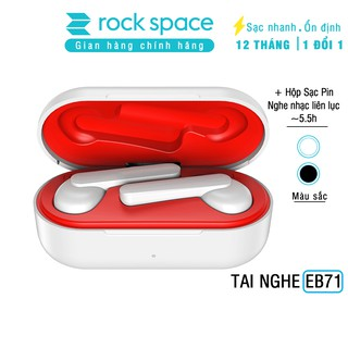 Tai nghe bluetooth không dây true wireless Rockspace EB70 - Hàng chính hãng bảo hành 12 tháng 1 đổi 1 thumbnail