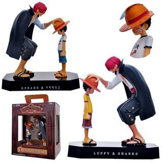 Mô hình One Piece Luffy X Shank