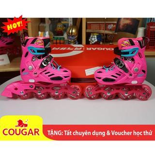 [Chính Hãng] Giày Patin Trẻ Em Cougar MZS 313 QS - Phân phối độc quyền có giấy chứng nhận của hãng Cougar thumbnail