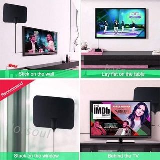 Ăng Ten Kỹ Thuật Số Cao Cấp Cho Tv Thông Minh 4k 1080p