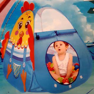Lều bóng hình gà con