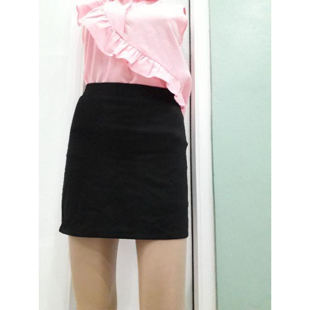 Chân váy chữ A kèm quần lót trong Freeship 99k